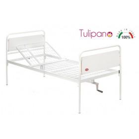 Letto ortopedico manuale una manovella Tulipano -...