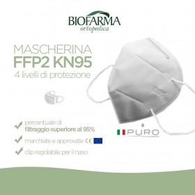 Mascherina FFP2 KN95 - Puro - marchiate CE