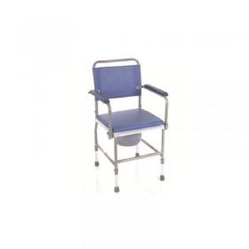 Sedia comoda con schienale smontabile 4 puntali - Moretti...